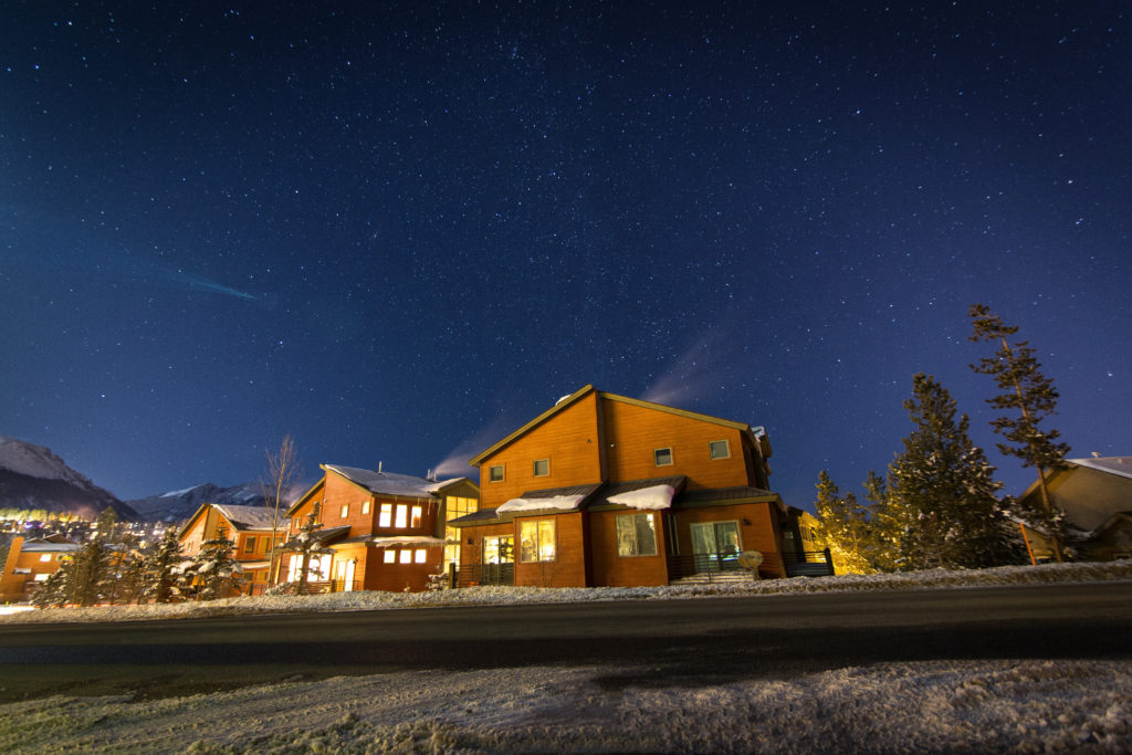 Silverthorn house at night 2 1024x683 Personal